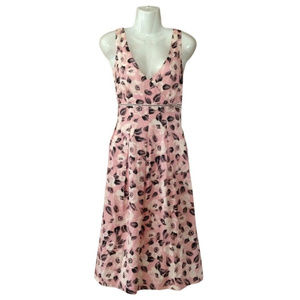 Liz Claiborne Floral Women Dress Size 12